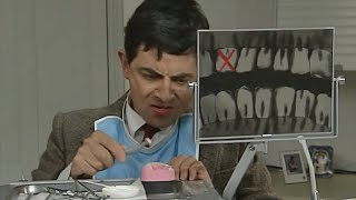 Mr Bean The Dentist ?! | Full Episodes | Classic Mr Bean