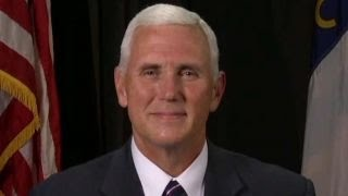 Pence: My heart goes out to Bernie Sanders