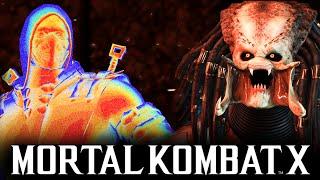 Mortal Kombat X - НОВЫЕ КРУТЫЕ СКИНЫ