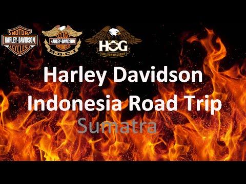 HARLEY DAVIDSON ROAD TO SUMATRA