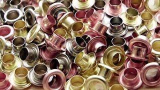 видео Как сделать кольца на шторы: инструкция, инструменты