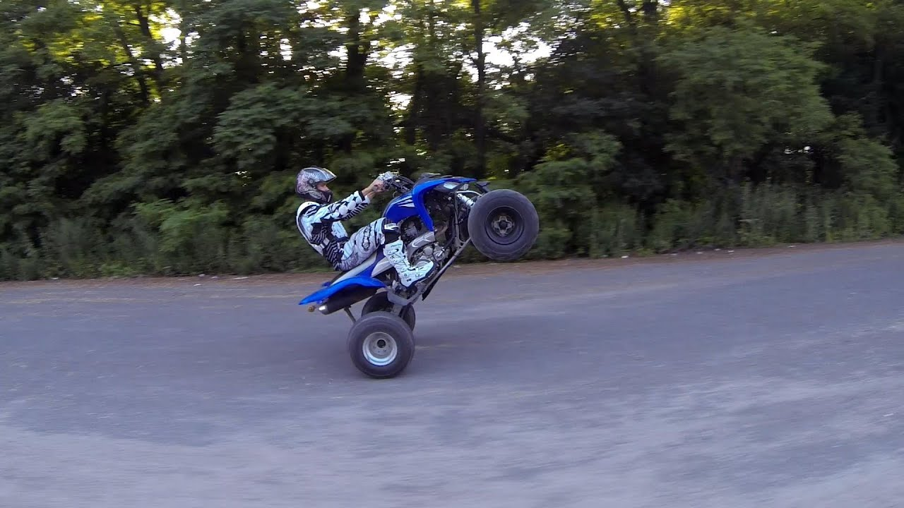 Yamaha R Wheelie Bar