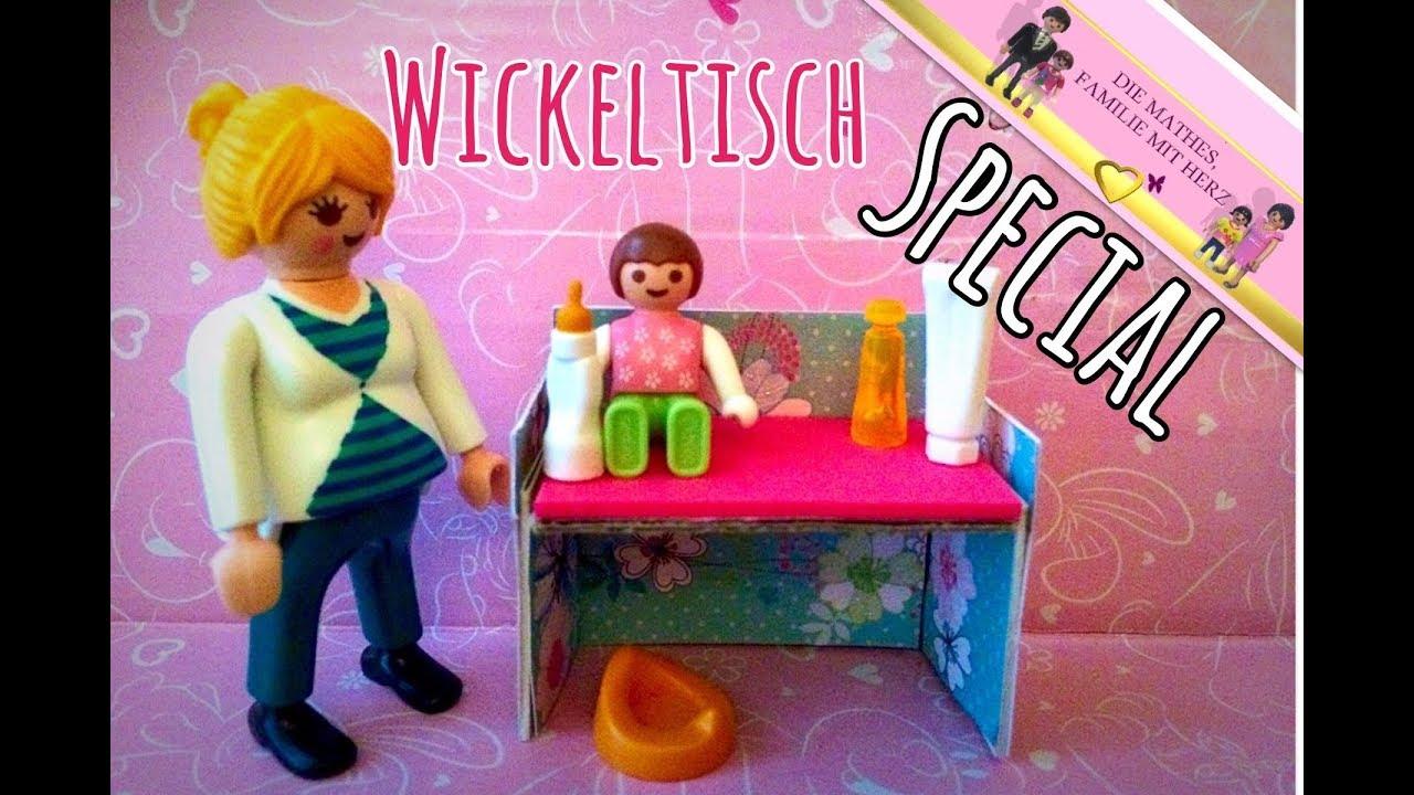 DIY Wir basteln ein Playmobil Badezimmer Familienblog