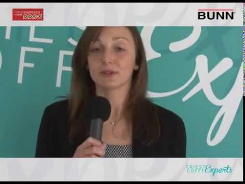 Gli errori tipici nella preparazione del caffè filtro - Giulia Spanio (Bunn)