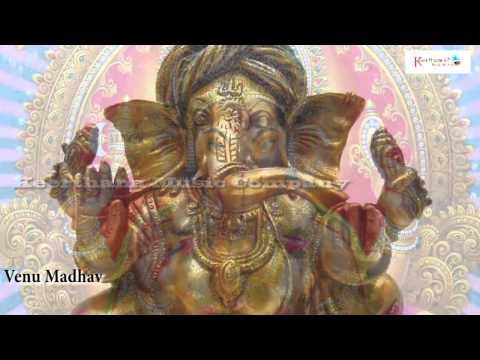 Sri Srinivasa Sravanam || Nartana Ganapati || Lord Vinayaka Telugu Devotional || 2015