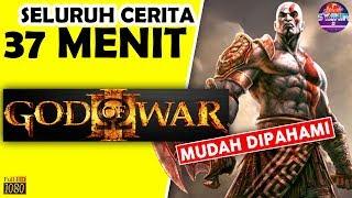 Seluruh Alur Cerita God of War MITOLOGI YUNANI Hanya 37 MENIT - Penjelasan Mudah & JELAS !!!