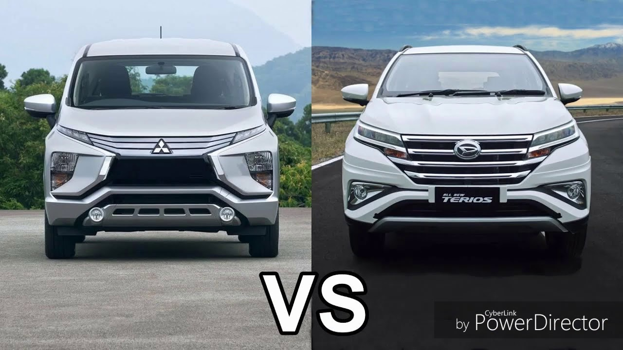 Mitsubishi Expender Vs Toyota Rush 2018 Philippines Youtube