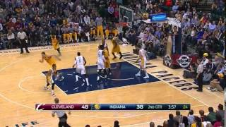 Cleveland Cavaliers vs Indiana Pacers - Full Game Highlights | February 6, 2015 | NBA 2014-15 Season