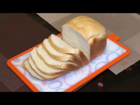 How To Make Your Bread Soft And Fluffy (Hokkaido Milky Bread) 如何制作松软的北海道吐司面包