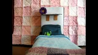 Recycled Ag Doll Furniture