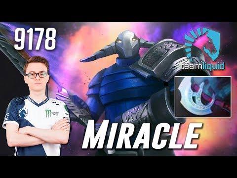 Miracle Manta Sven - 9178 MMR - Dota 2 Patch 7.07