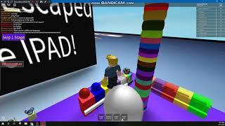 [Zoggin] {P3/P3} (3) Gameplay | Escape The iPad Obby - Roblox