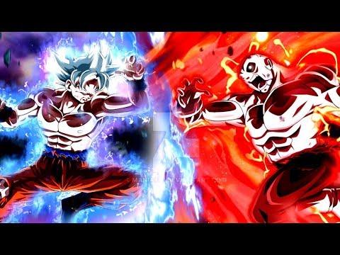 Goku Vs. Jiren「AMV」- Stronger