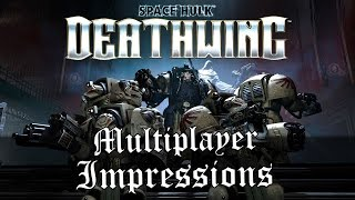 Space Hulk Deathwing Multiplayer Beta - Part 1