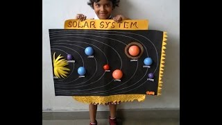 How to make Solar System (3D Model)