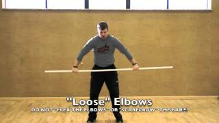 Alpha Training - How to Perform the Snatch