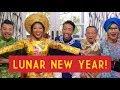 Chinese New Year 2019 Lion Dance, Hong Kong