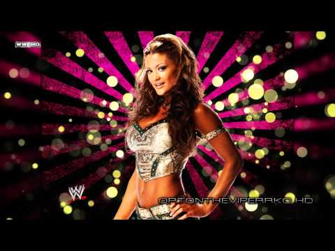 WWE 2011-2012: Eve Torres New Theme Song -