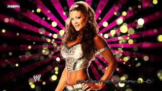 "WWE 2011-2012: Eve Torres New Theme Song - ""She Looks Good"" (V3) [CD Quality]"