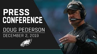 Doug Pederson Looking for Eagles to Embrace the Challenge | Eagles Press Conference