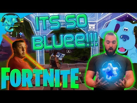 Fortnite Fun - BluGlo Hunters, Evil Ladies and BEEEEEES! For