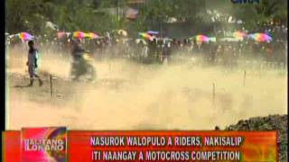 BANGUED, ABRA - Mayor Dominic Valera 1st Motocross Competition(02.24.2014)