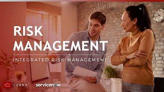 ServiceNow Risk Management Application Demo