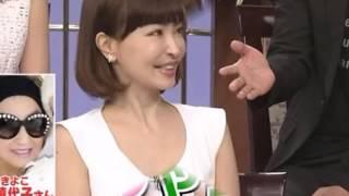 平子理沙さんの顔...