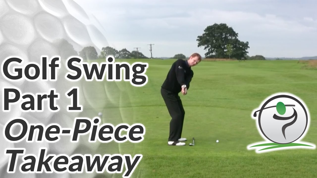 Square Clubface Takeaway Illustrated Golf Swing Thought