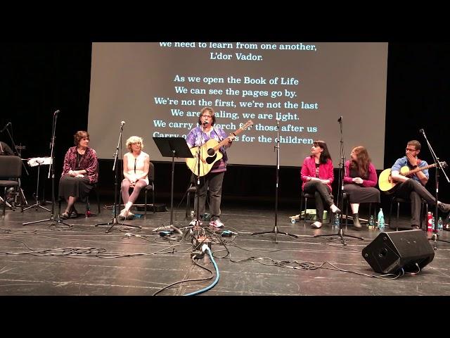 Generation to Generation- L'dor Vador - Susan Shane-Linder