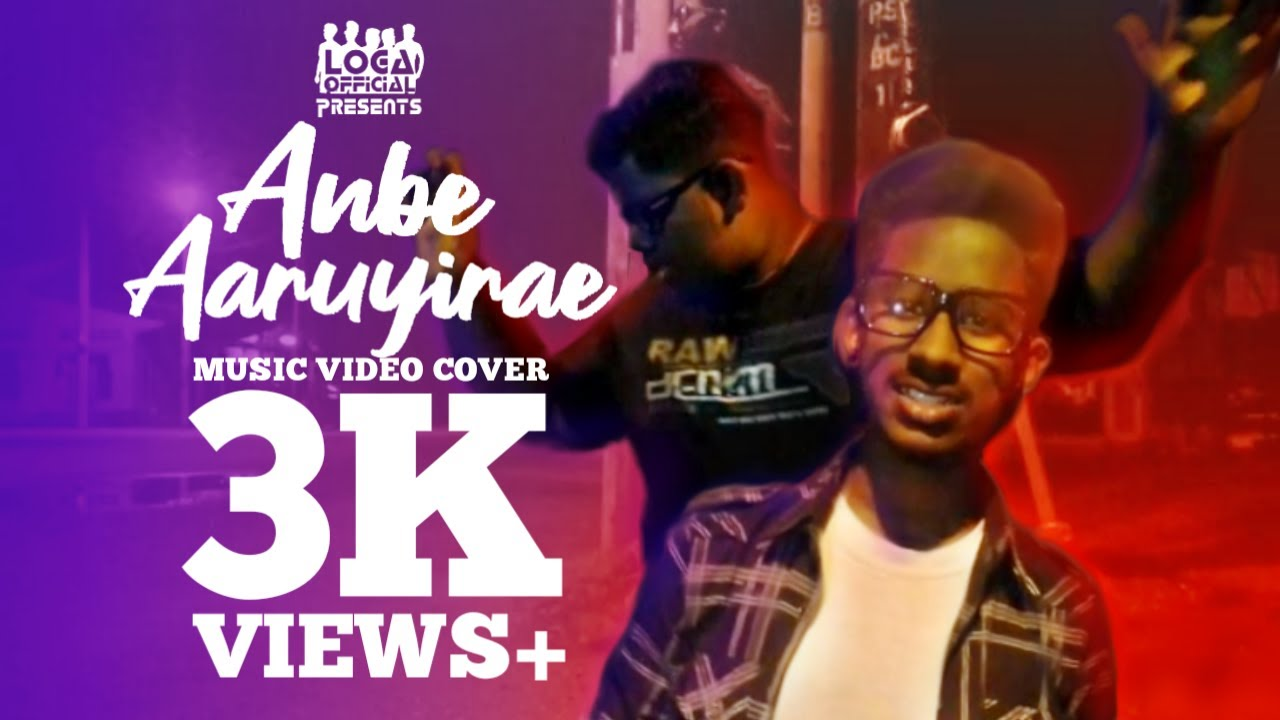 Download Anbe Aaruyire (Music Video Cover)