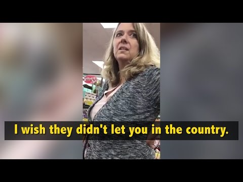 Islamaphobic MELTDOWN in Trader Joe's Caught On Camera! | What's Trending Now!