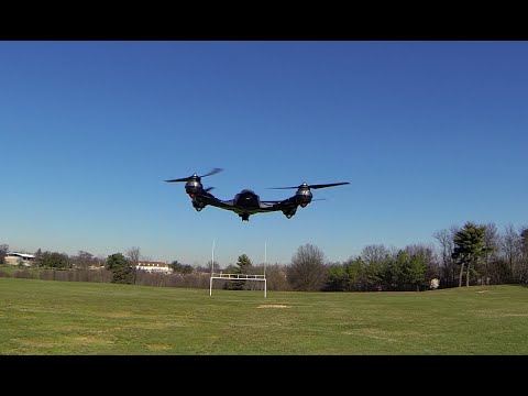 Yuneec Q500 4K - Maiden Flight