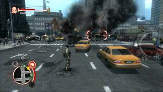Prototype Gameplay on the Xbox 360