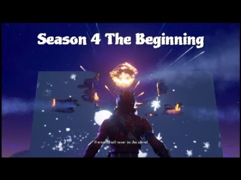 All Battle Pass Items | Fortnite Season 4