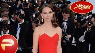 Cannes 2015 - Natalie Portman somptueuse pour la montée des marches