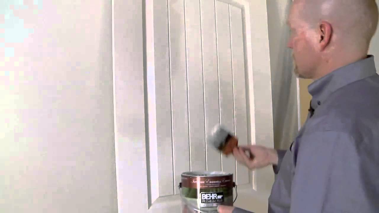 Easy Interior Door Installation   YouTube