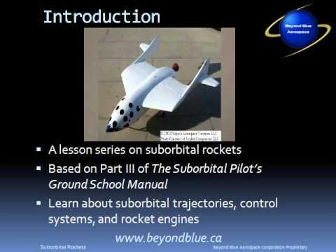Suborbital Rockets