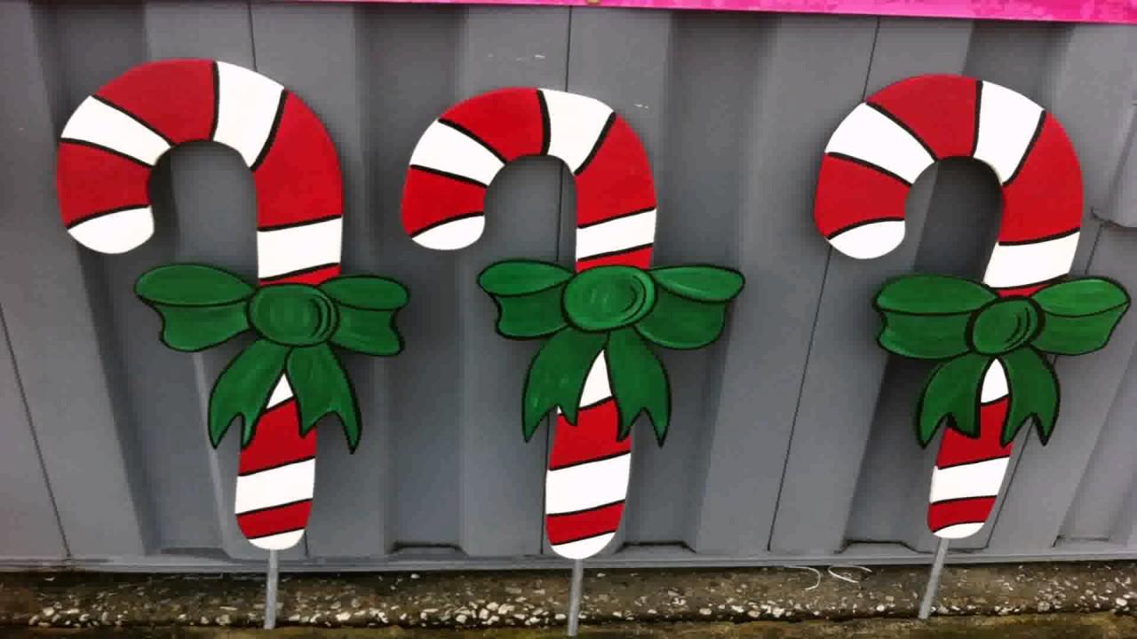 diy christmas lawn decorations wood - Diy Christmas Lawn Decorations Wood