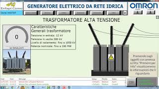 Smart Project 2019 - Generatore Elettrico da rete idrica