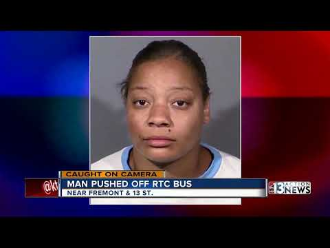 @TheBuffShow - Elderly Man Gets Shoved Off Bus And Dies...