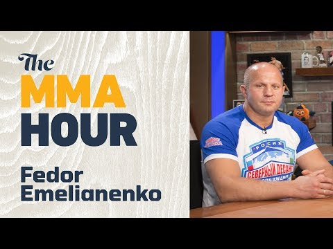 Fedor Emelianenko on GOAT Discussion: 'I Never Considered Myself to be the Best One'