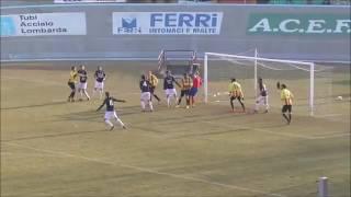 Fiorenzuola-Poggibonsi 2-0 Serie D Girone D