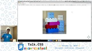 Building responsive CSS components - Talk.CSS #24 max-content Edition