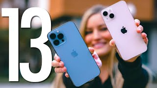 iPhone 13 Pro Review | Cinematic & Macro Mode!