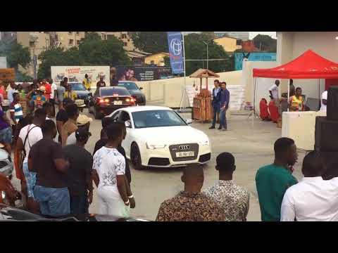 Accra Auto Show 2018, Vintage Meets Exotic