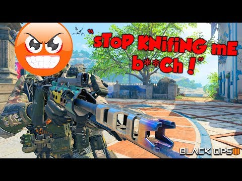 HUMILIATING THE ANGRIEST TRASH TALKER IN BLACK OPS 4!! (Epic Black Ops 4 Rage Reactions)