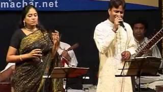 Tum gagan ke chandrma duet by Vrushali patil and Harish Gwala