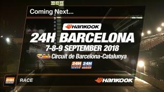 Hankook 24H BARCELONA 2018 - Night Practice