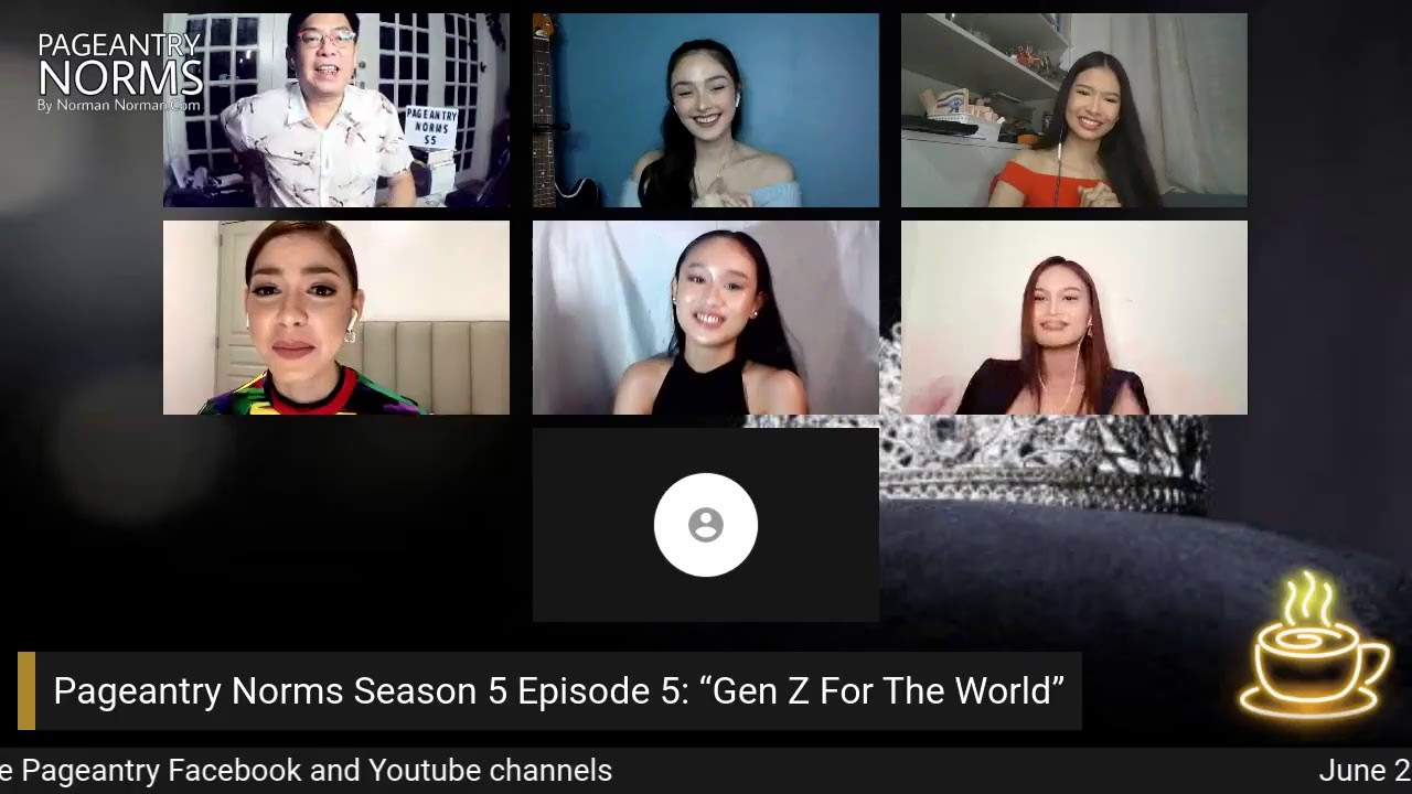 """Download Pageantry Norms Season 5 Episode 5:  """"Gen Z For The World"""""""